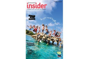 Vieques Insider April-May-June-2015 Cover