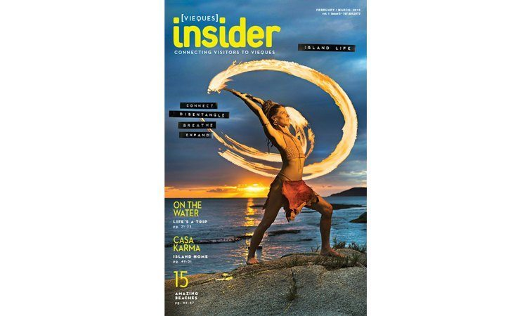 Vieques Insider Feb-March-2015 Cover