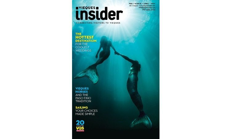 Vieques Insider Feb-March-April-2016 Cover