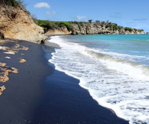 Black Sand Beach Vieques