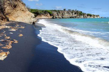 Black Sand Beach Vieques
