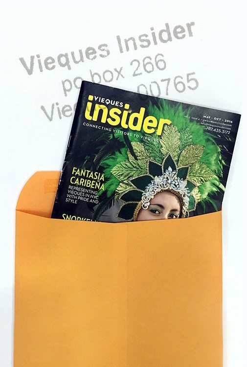 Vieques Insider Subscription