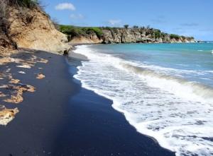 Black-Sand-beach-Vieques
